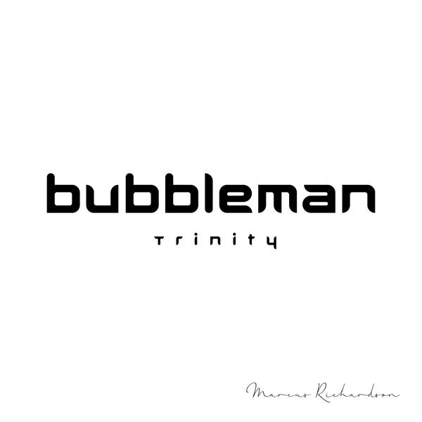 BubbleMan Trinity Logo