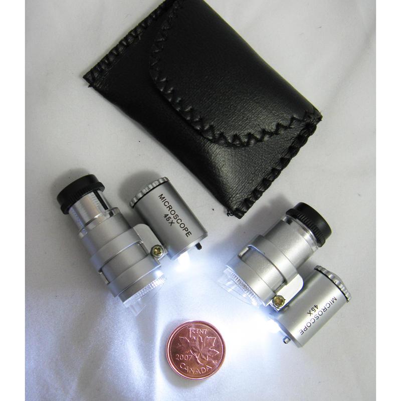 Micro Light Loupe 45X LED (LP45)