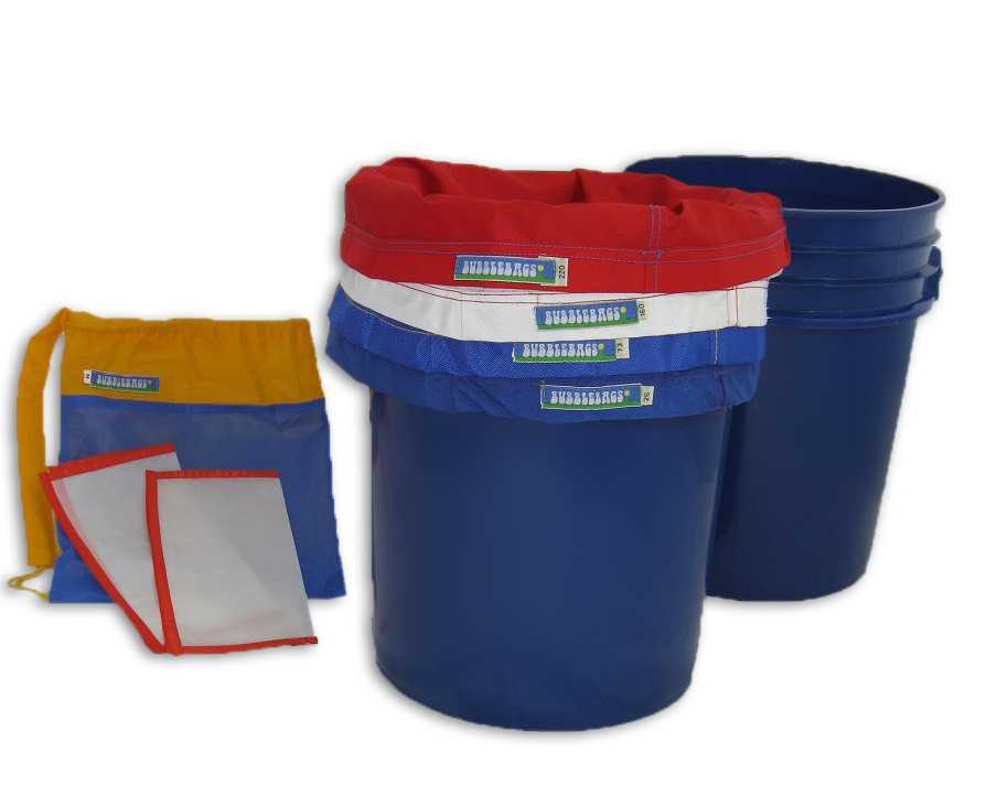 Lite 5 Gallon 4 Bag Kit: with Bucket (BLM4-B)