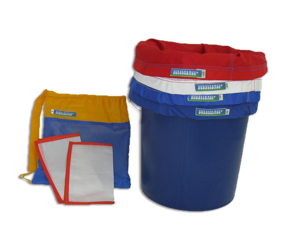 *OUT OF STOCK* 5 Gallon 'Lite' 4 Bag Kit (BLM4)
