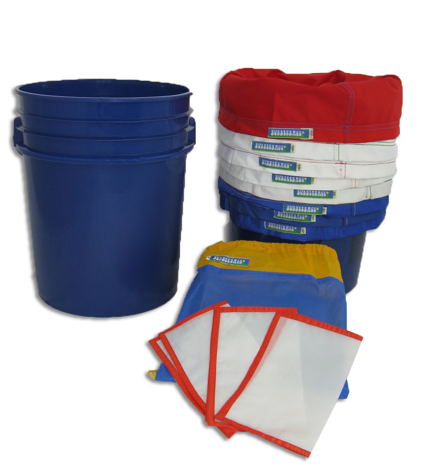 Lite 5 Gallon 8 Bag Kit: with Bucket (BLM8-B)