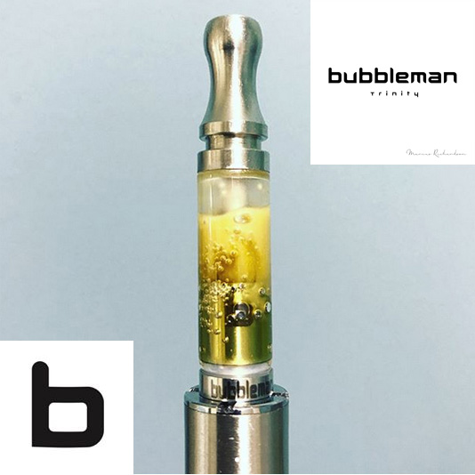 Bubbleman TrinityTank *AVAILABLE NOW*