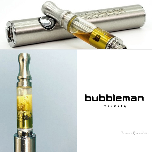 Bubbleman Trinity Pen ***PRE-ORDER NOW***