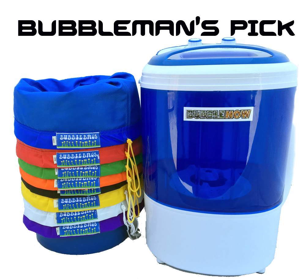 *Bubbleman's Pick* Bubble Now w/ Original Bubble Bags