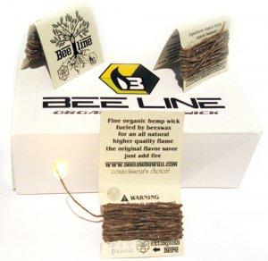 Beeline Thick Wick: Box of 15