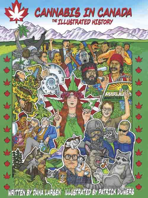 Book: Cannabis in Canada: The Illustrated History