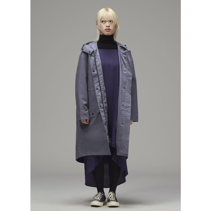 Ladies' Oversized Parka (LFJ-018)