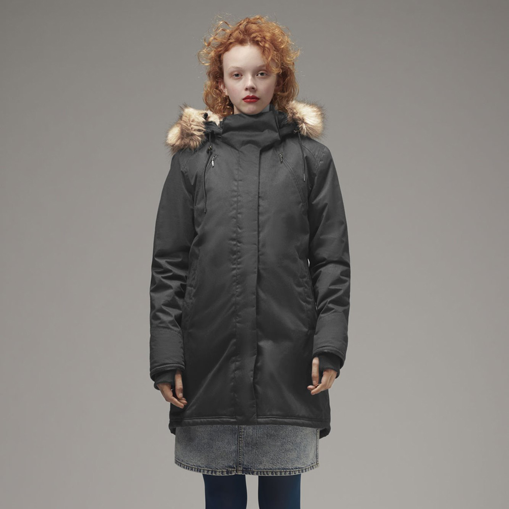 Ladies' Nordic Parka (LWJ-007)