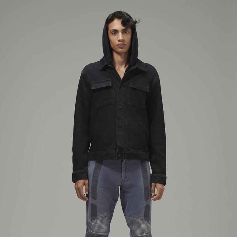 Men's Denim Jacket Shirt (MTJ-009)