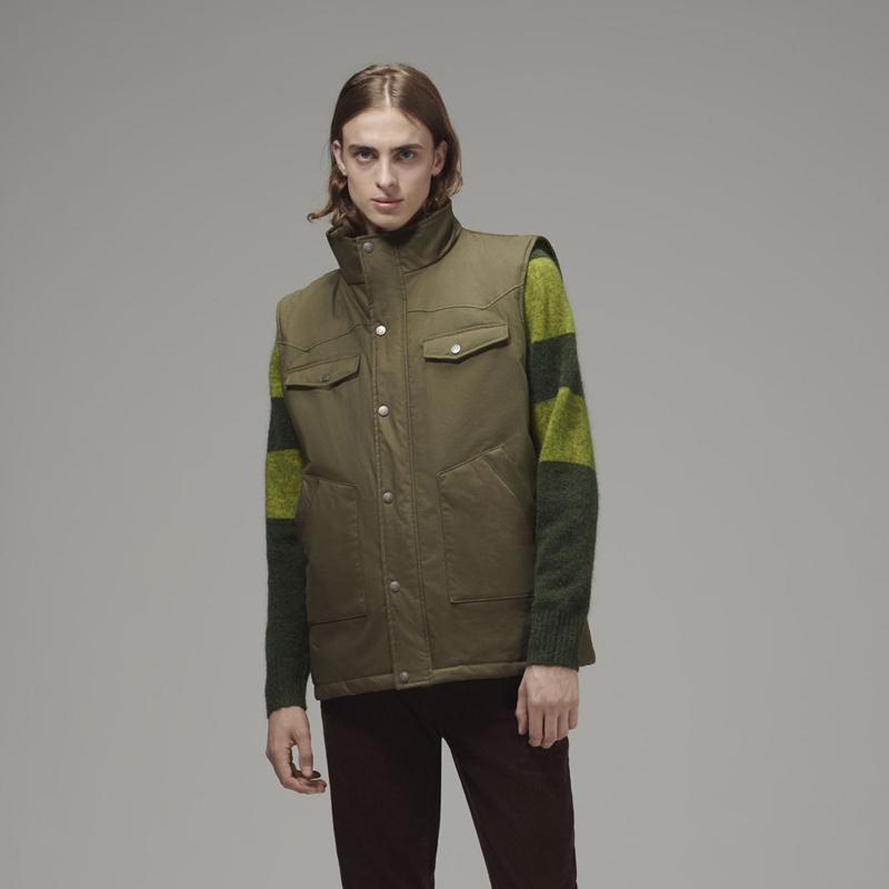 Men's Vest (MWJ-008)