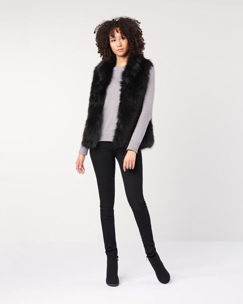 Ladies Furry Vest (LFV)