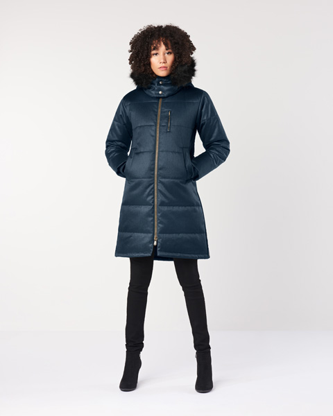 *NEW*Ladies' Nordic Puffer Parka (LNU)