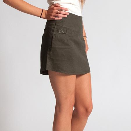 *SALE* Herringbone Mini Skirt (LSK6)