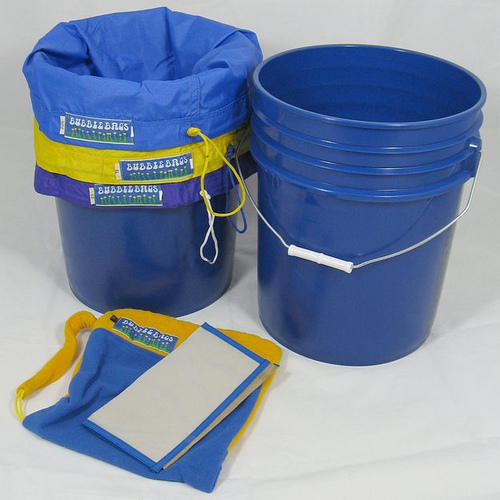Original 5 Gallon 3 Bag Kit: with Bucket (OGM3-B)
