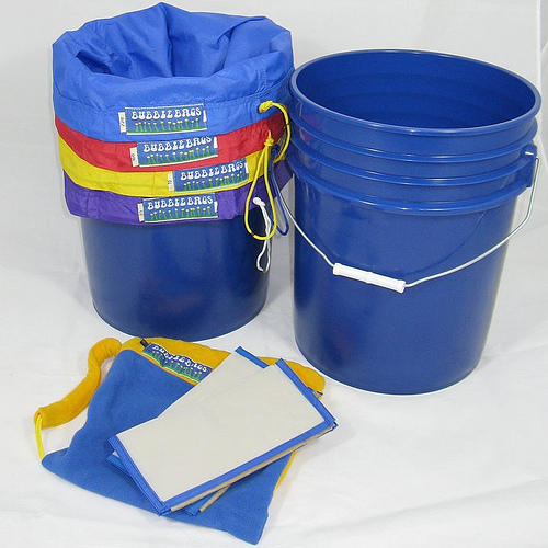 Original 5 Gallon 4 Bag Kit: with Bucket (OGM4-B)