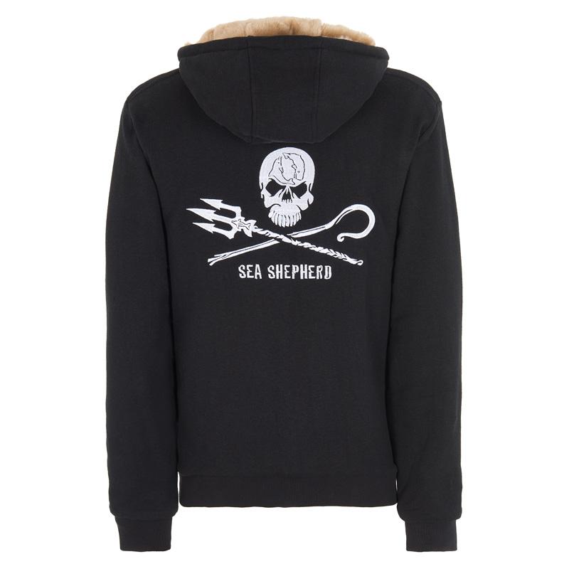 Men's Sea Shepherd Furry Hoodie (MHT3-S)