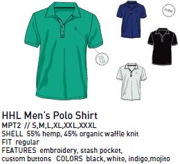 *SALE* Men's Polo Shirt *LAST ONE - Black S* (MPT2)