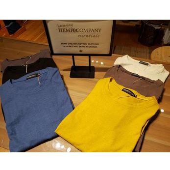 Men's Hemp & Company T-Shirt (MHCT)