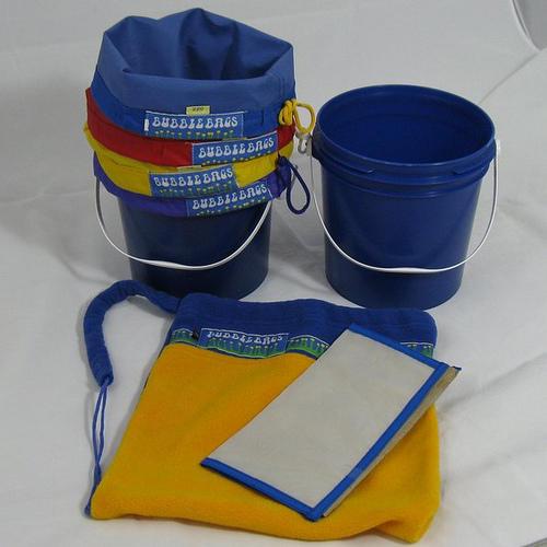 Original 1 Gallon 4 Bag Kit: with Bucket (OGS4-B)