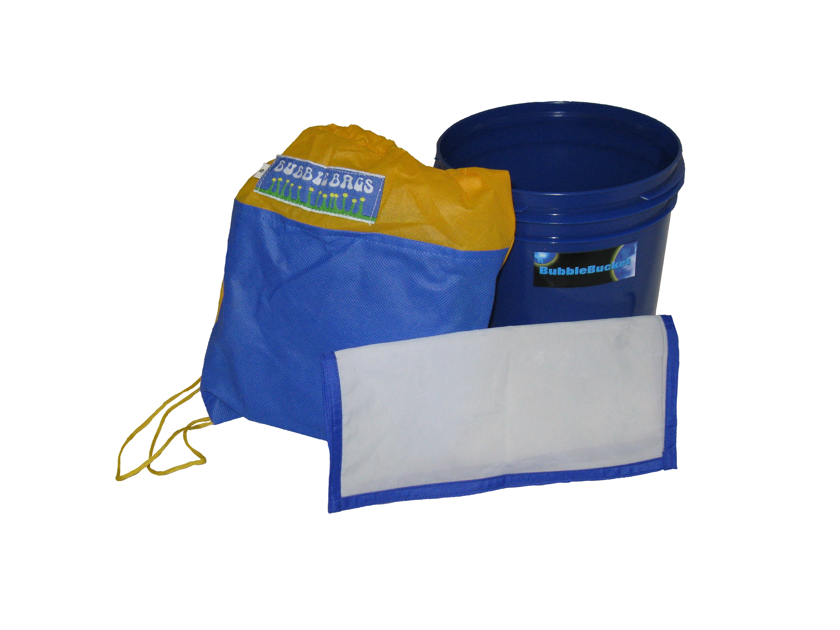 Standard 1 Gallon 4 Bag Kit: with Bucket (S4-B)