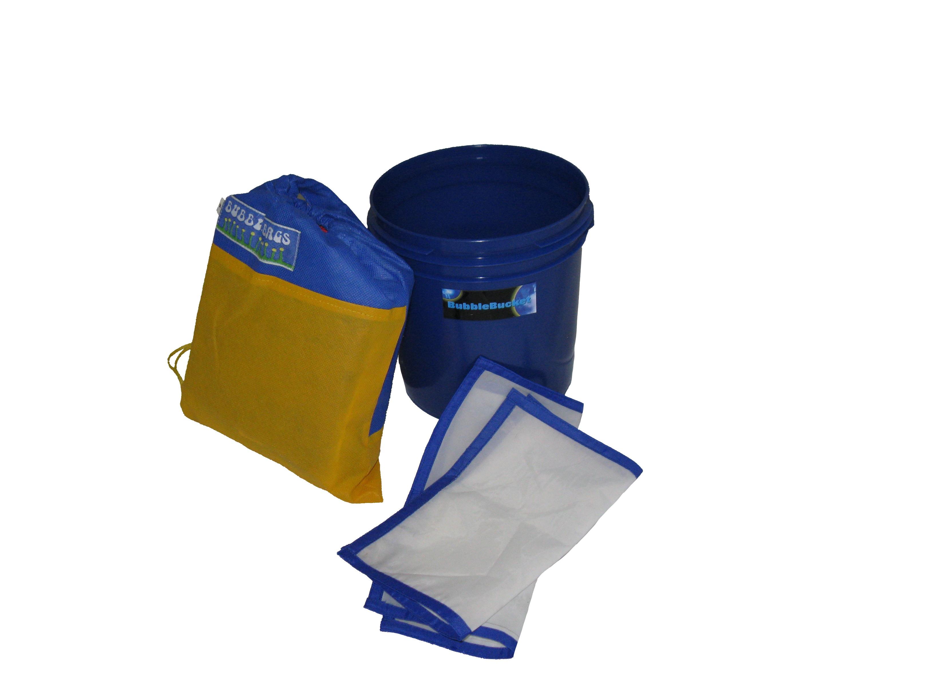 Standard 1 Gallon 8 Bag Kit: with Bucket (S8-B)