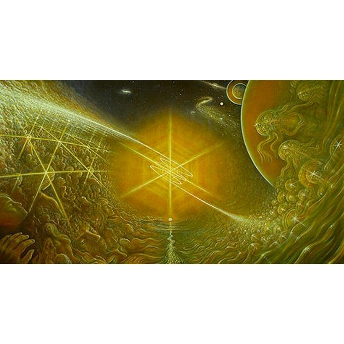 """Poster: """"Light Voyagers"""" by Mark Hansen"""