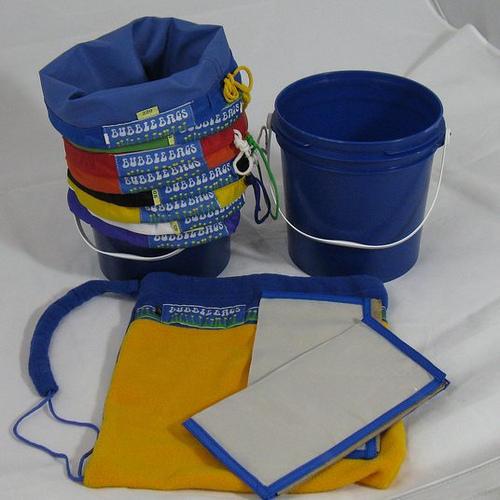 Original 1 Gallon 8 Bag Kit: with Bucket (OGS8-B)
